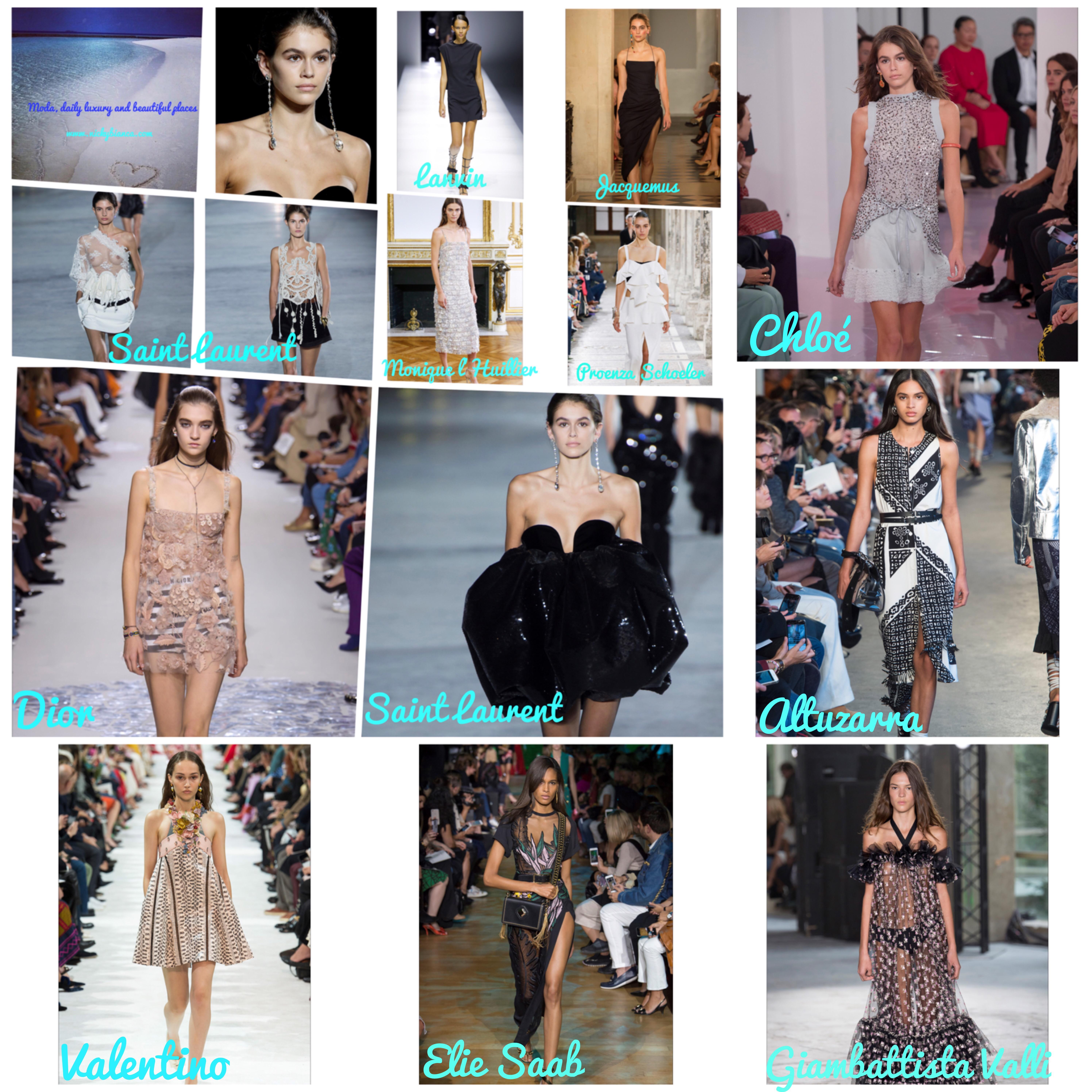 Paris s/s collections 2018